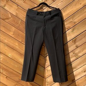 Men's Black Suit Pants, size 34